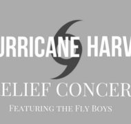 Hurricane Harvey Relief Concert, Sunday 09/03/17