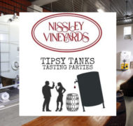 Tipsy Tanks Tasting Parties