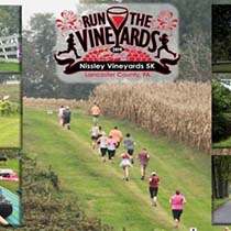 5k Run the Vineyards at Nissley