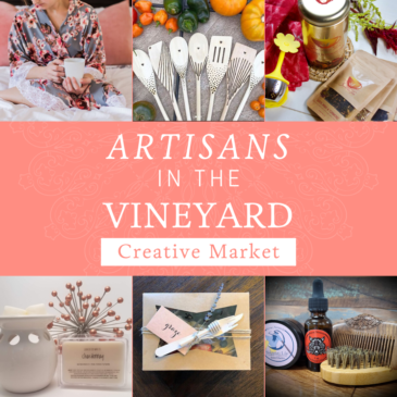 Artisans in the Vineyard creative market