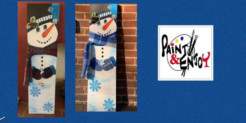 Paint and Pour December 20