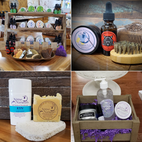 Norse Naturals products