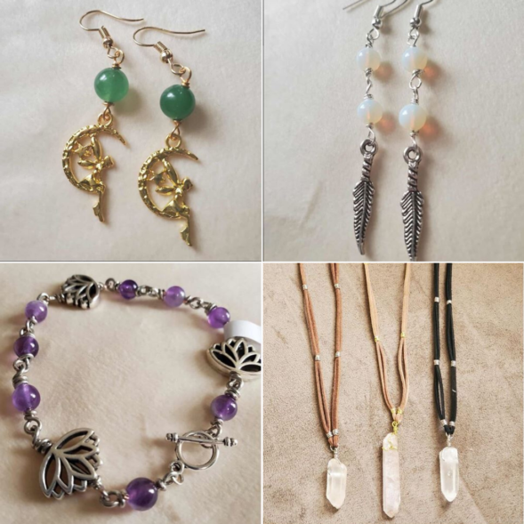 Set in Stone jewelry products