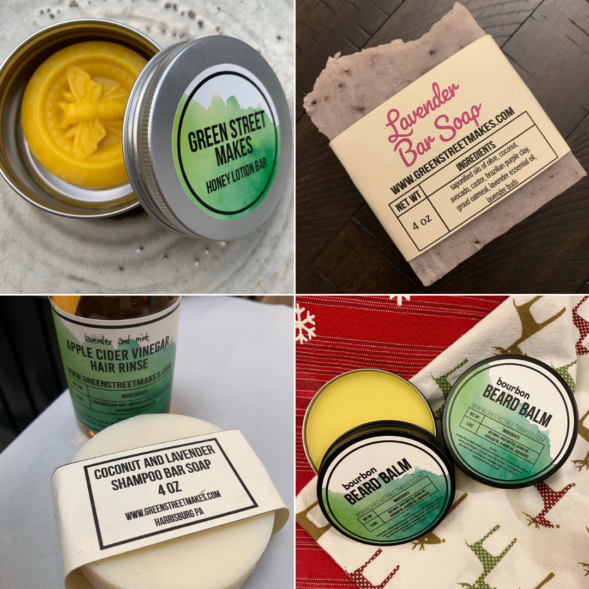 Green Street Makes products