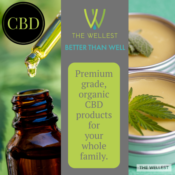 The Wellest CBD products