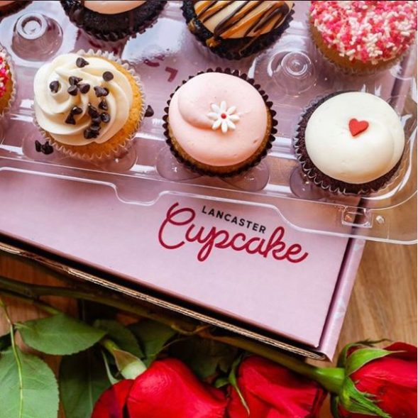 Sweet treats from Lancaster Cupcake