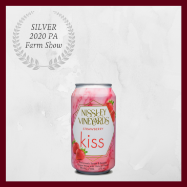 Award-Winning Sparkling Wine in a can